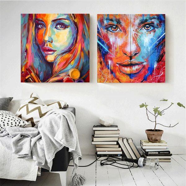 canvas art qatar