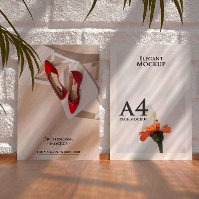 Brochure design Qatar - Trionix Global