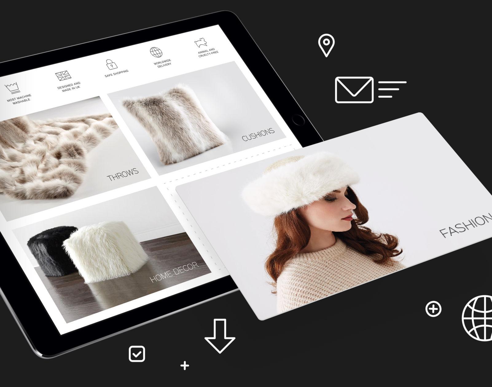 ecommerce web design company in qatar